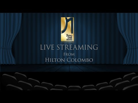 SLT 01Awards Night Live from Hilton Colombo