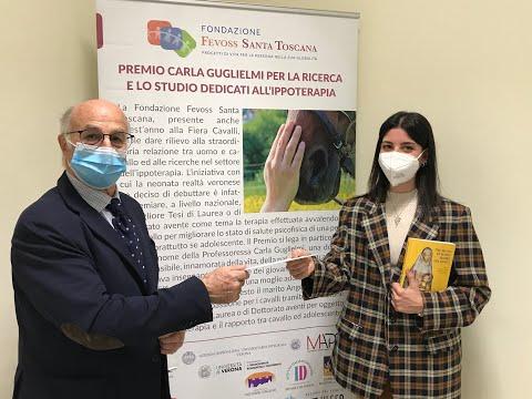 Fondazione Fevoss Santa Toscana - Terza edizione del Premio Carla Guglielmi