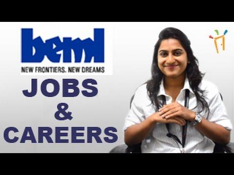 BEML– Bharat Earth Movers Limited Recruitment Notification 2017–Jobs Rail, Metro, Construction, Exam