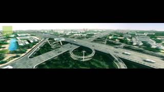 k models architectural model wan zhou masterplan 3d animation