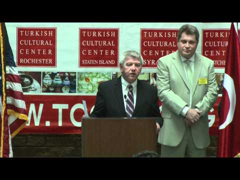 7th Annual Turkish Cultural Day in New York State Assembly - Senate House