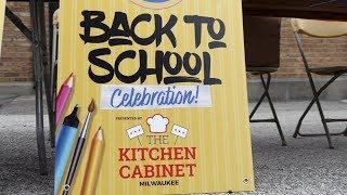 Milwaukee Kitchen Cabinet - Back To School Celebration 2019
