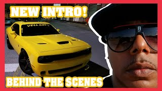 MAKING NEW INTRO WITH THE HELLCAT / YELLCAT VLOG thumbnail