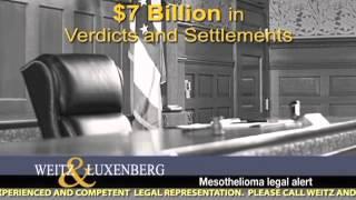 Asbestos & Mesothelioma compensation