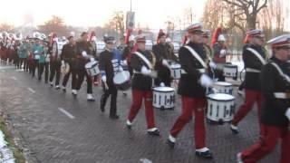 8-12-12 opening hanzelijn Mammoet orkest ATK mars