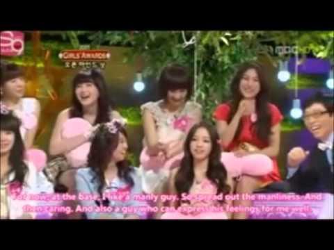 [mblaq] Seungho & [kara] Gyuri - The Coincidence