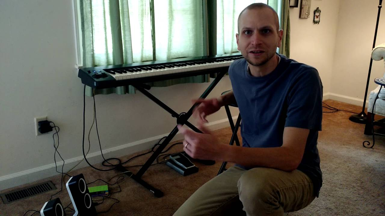 Raspberry Pi synth / keyboard sound for midi controller