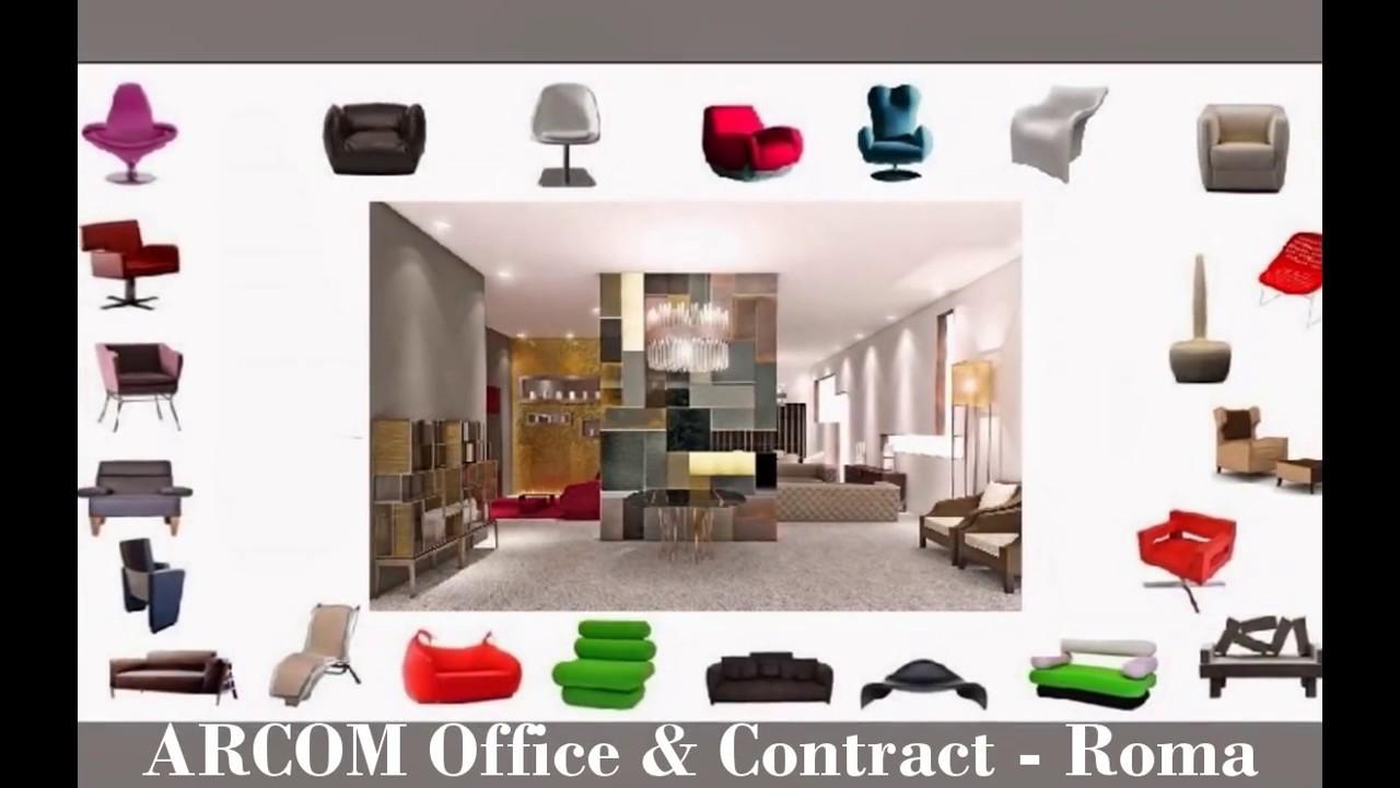 Arredo ufficio catania poltrona da ufficio ergonomica for Arredo ufficio catania