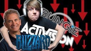 Mike Morhaime Odchodzi Na Dobre, Bungie Ucieka z Activision Blizzard, Blizzard Też Ucieknie?