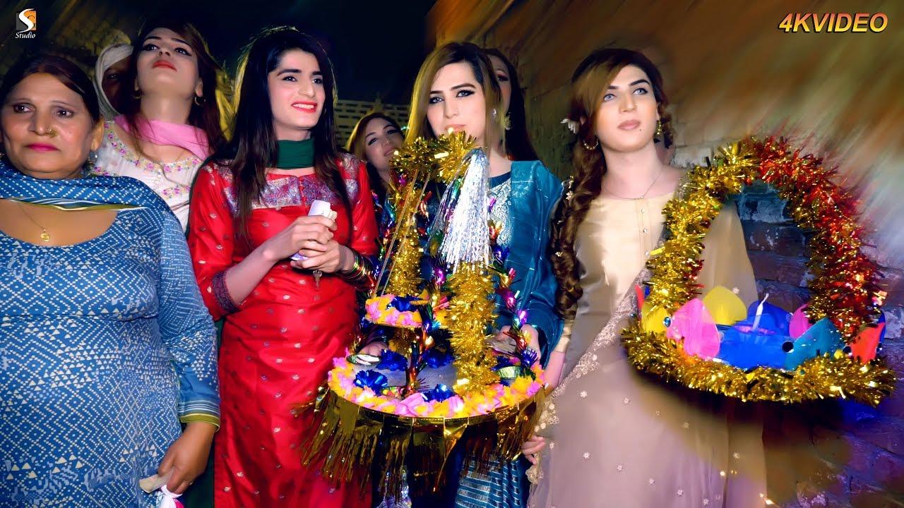 Download Muskan Gull Birthday Party - Mehndi Entry - Pari Paro , Malika Prem #SGStudio