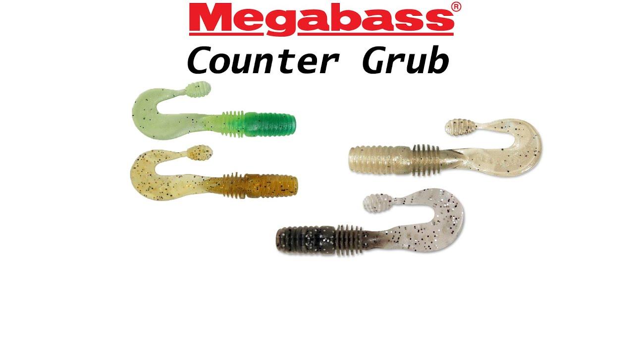 megabass резина