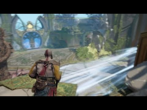 God of War The Light Of Alfheim – How To Find Way Out of