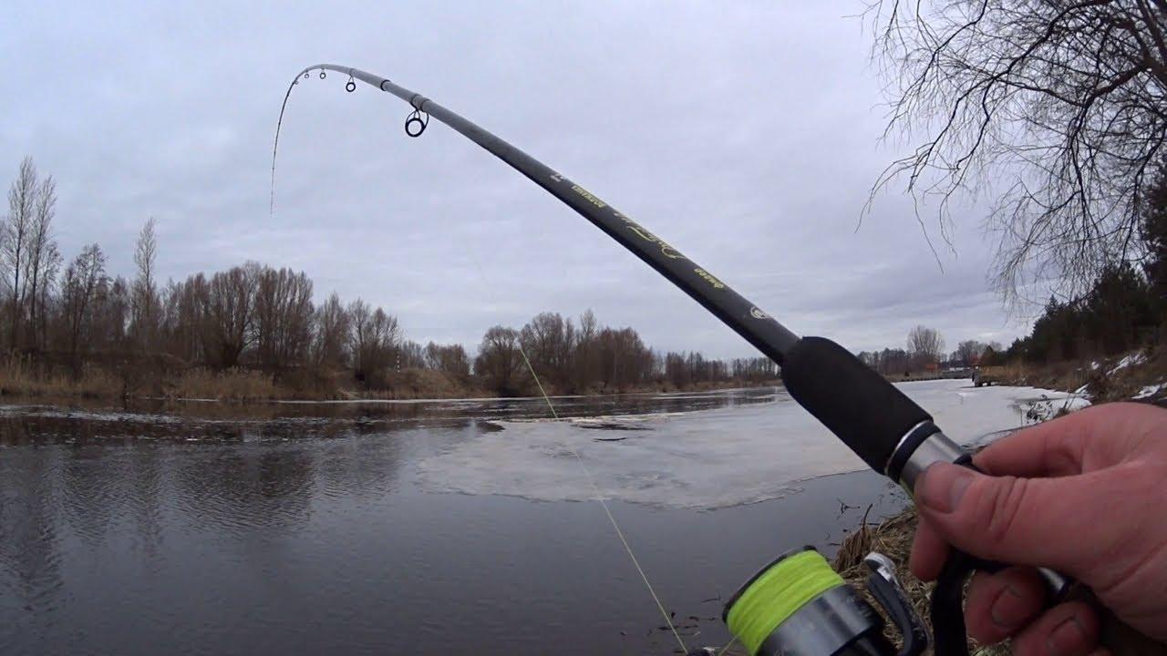рыбалка за элеватором