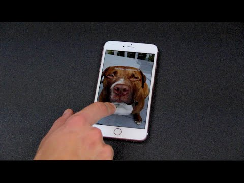 Live Wallpapers on iPhone 6S - YouTube