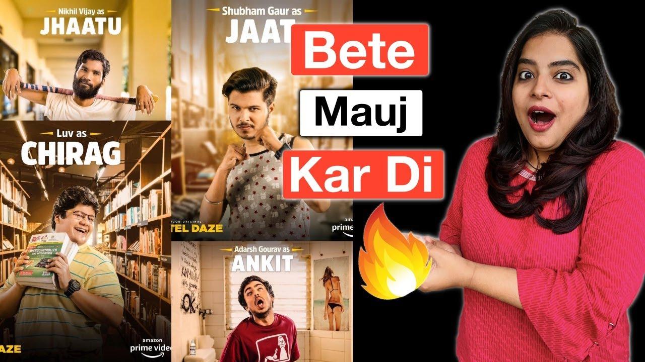 Hostel Daze Season 2 REVIEW | Deeksha Sharma