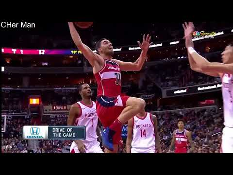 Washington Wizards Top 10 Plays From 2017 18 NBA S