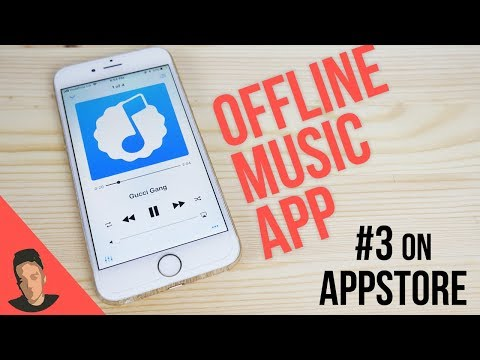 Forget about iTunes! - Best Offline Music App on iPhone, iPad IOS 11 + Download AppStore Link