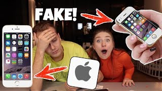 FAKE i Phone für 10 € - der TEST 😨