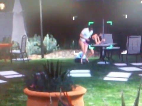 GTA V - Rozdávali si to v záhrade :)