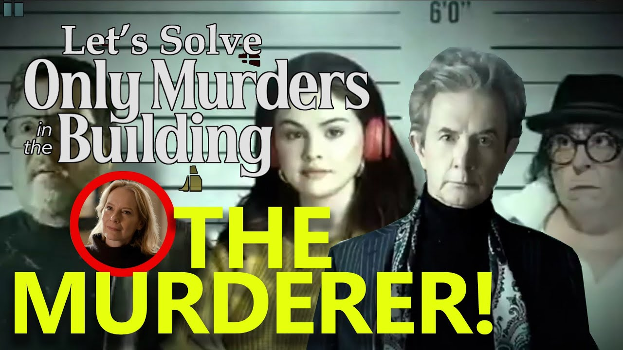 Download Let's Solve ONLY MURDERS IN THE BUILDING episode 9: 'Double Time' | Recap Review Explained s01e09