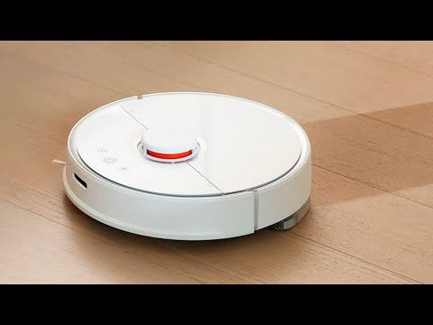 Xiaomi Roborock Sweep One - моющий робот пылесос для влажной уборки