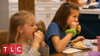 A Taco Thanksgiving With the Busbys! | OutDaughtered