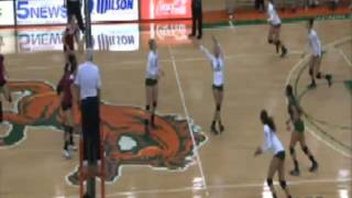UTPA vs New Mexico State Volleyball