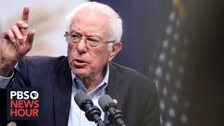WATCH: Bernie Sanders holds veterans town hall in Des Moines