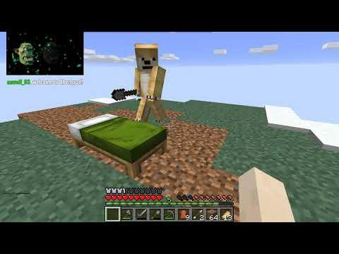 Умные игры с собакой в Minecraft 27.06.19