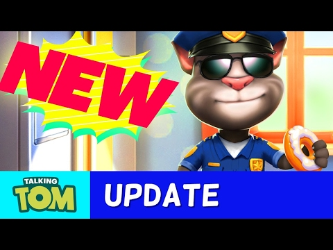 My Talking Tom - Tom's Game Squad (Update Trailer)