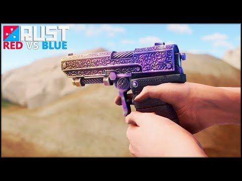 Rust: Red VS Blue III | Am reușit sa craftăm arme!
