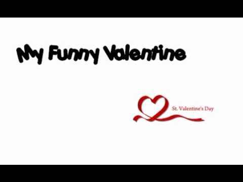 KARAOKE My Funny Valentine - Chaka Khan Lyrics (歌詞付き)