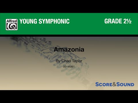 Amazonia by Chad Taylor – Score & Sound