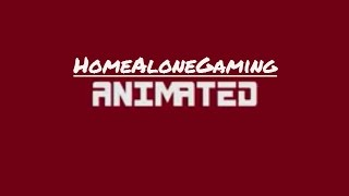 Home Alone Gaming Animated: THIS IS ALL STICKY (watching porn)