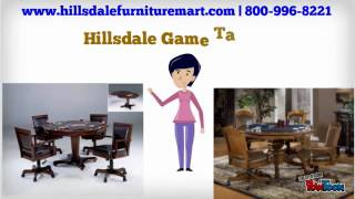 Hillsdale Bar Stools - Hillsdale Norwood - Hillsdale Furniture