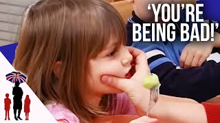 Mother Struggles With Kids While Husband Serves In Iraq   Supernanny