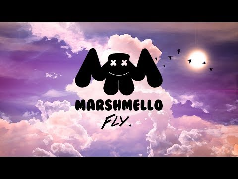 Marshmello - Fly ft. Leah Culver (Original Mix) [LYRICS]