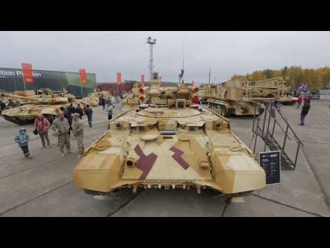 Russia Arms EXPO Итоговый ролик (3 Min)