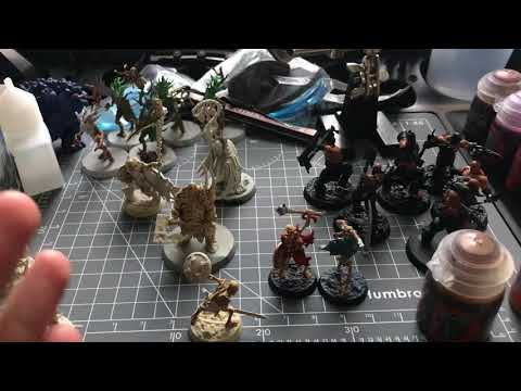 Saturday Evening Consolevania - Games Workshop's New Contrast Paints