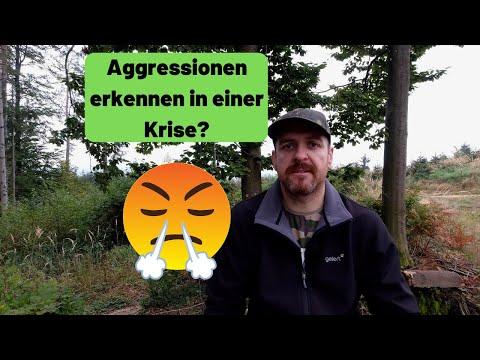 Krisenvorsorge - Aggression und Angriffsbereitschaft erkennen? ???? 4K