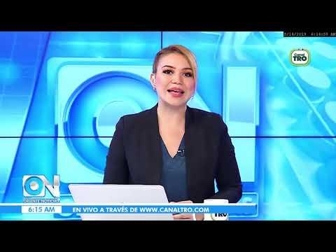 Oriente Noticias primera emisión 14 de agosto