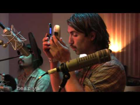 """The Low Anthem - """"This God Damn House"""" - HearYa Live Session 8/8/09"""