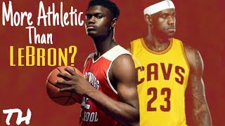 More Athletic Than LeBron? Meet Zion Williamson [HD]