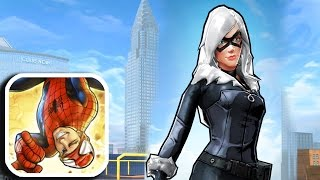 Spider-Man Unlimited: BLACK CAT Overview [Android/iPad Gameplay]