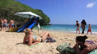 PADANG PADANG BEACH TOURISM VIDEO(, 2016-05-25T12:20:32.000Z)