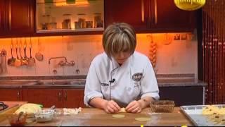فطائر باللحمة الجزء الثانى حورية المطبخ قناة فتافيت يوتيوب yotube