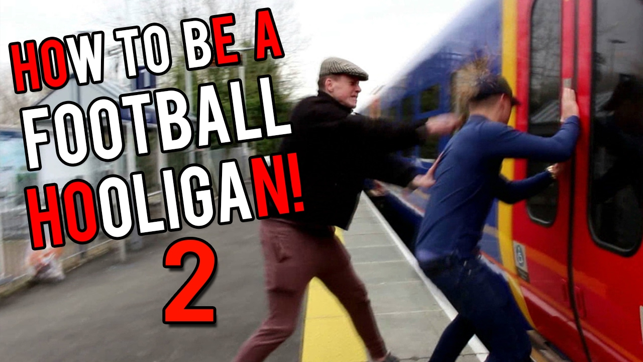 how to become a football hooligan