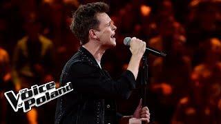 "Jacek Wolny - ""Creep"" - Knockouts - The Voice of Poland 8"