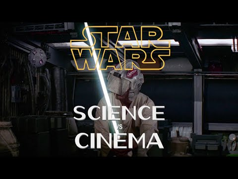 Science Vs Cinema: STAR WARS