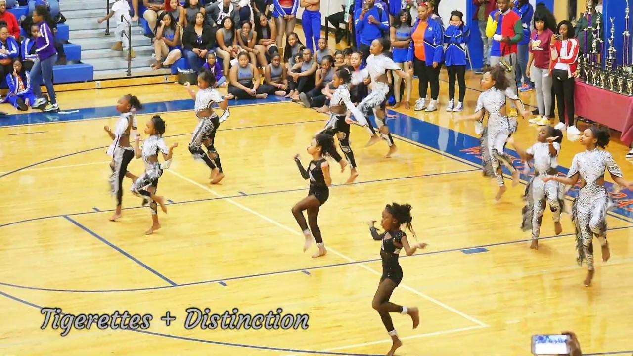 Download Combined City State 2019  Junior Stands Round 1 Dejavu + Dance Team Tigerettes + Distinction